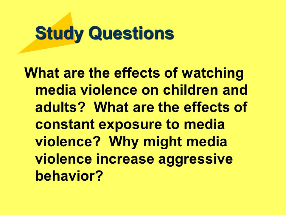 an analysis of the different effects of violence on children An overview of the possible effects and adverse consequences of child abuse and neglect for children and adolescents.