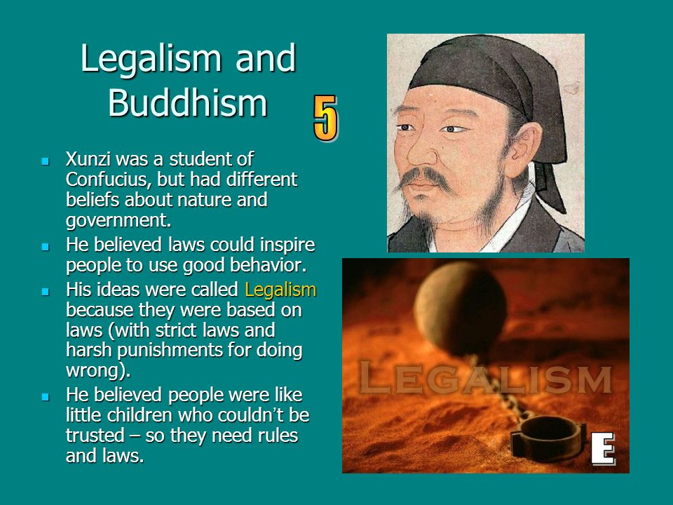 Legalism (Chinese philosophy)