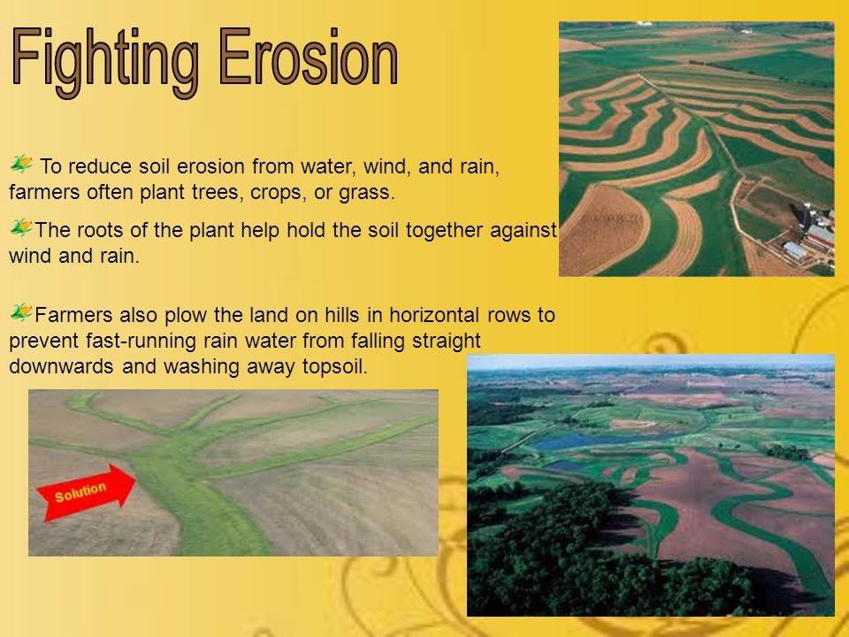 Literature review on soil erosion