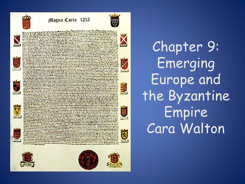 chapter 9 emerging europe and the byzantine empire cara walton ppt download. Black Bedroom Furniture Sets. Home Design Ideas