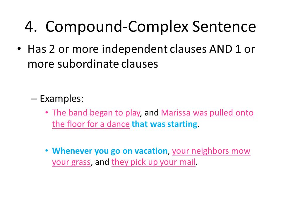 Sentence types ppt download for Sentence of floor