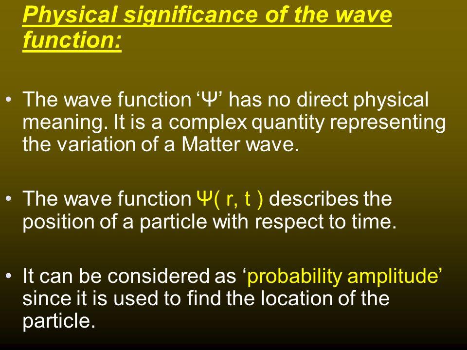 Quantum Mechanics Ppt Video Online Download