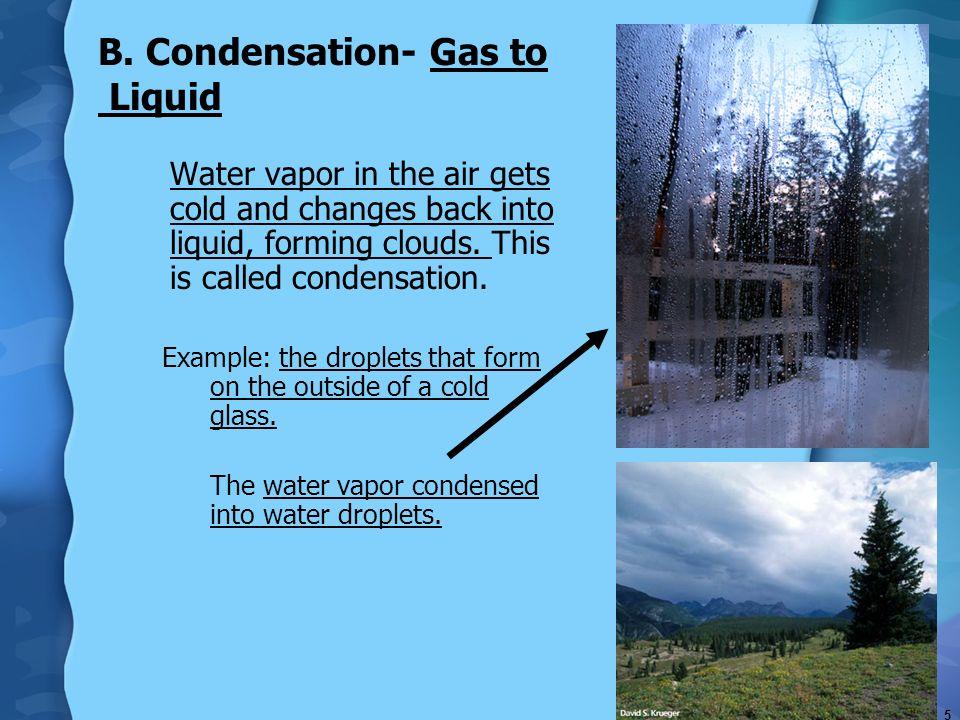 Condensation Example