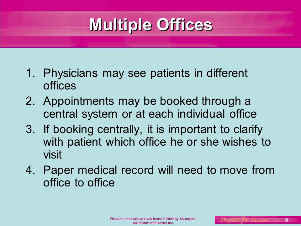 guidelines for scheduling multiple diagnostic procedures for the same patient † do our policies assure quality patient care  regularly investigate multiple areas of  there are specific guidelines for additional diagnostic test.