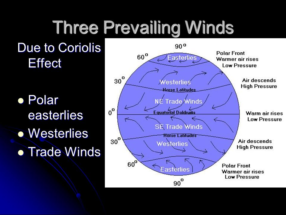 Three Prevailing Winds