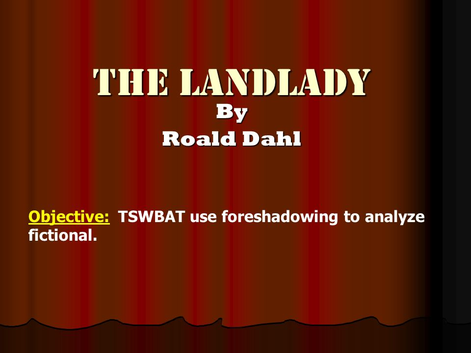 the landlady by roald dahl essay the landlady by roald dahl essay essay writing service