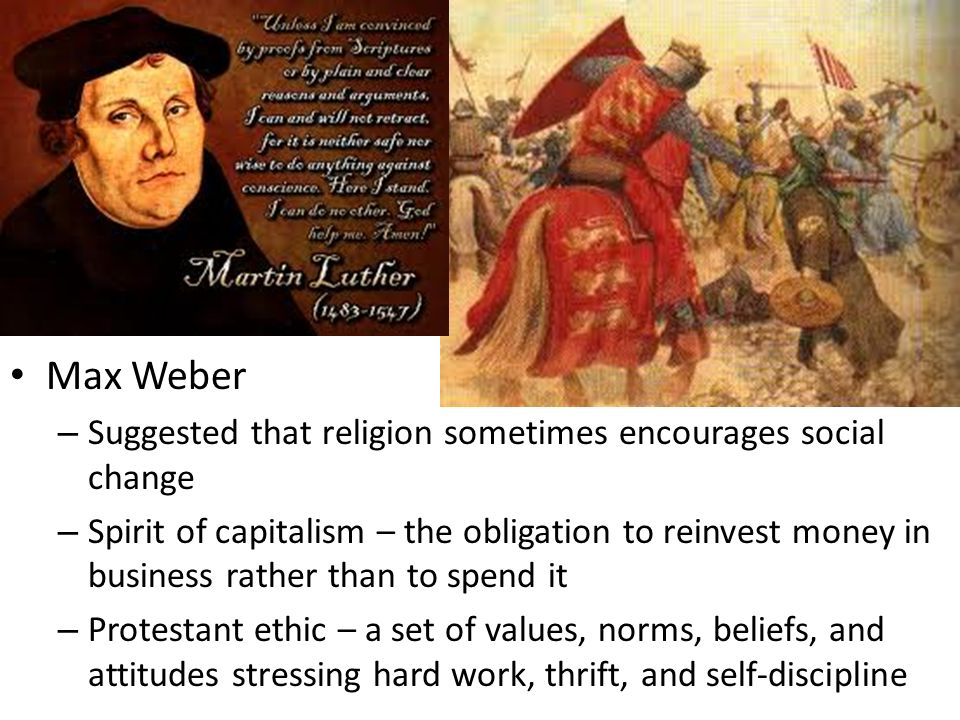 protestant ethic of john calvin that was identified by max weber John calvin vs max weber and one could say even more clearly by john calvin himself in his weber, m (1930) the protestant ethic and the spirit.