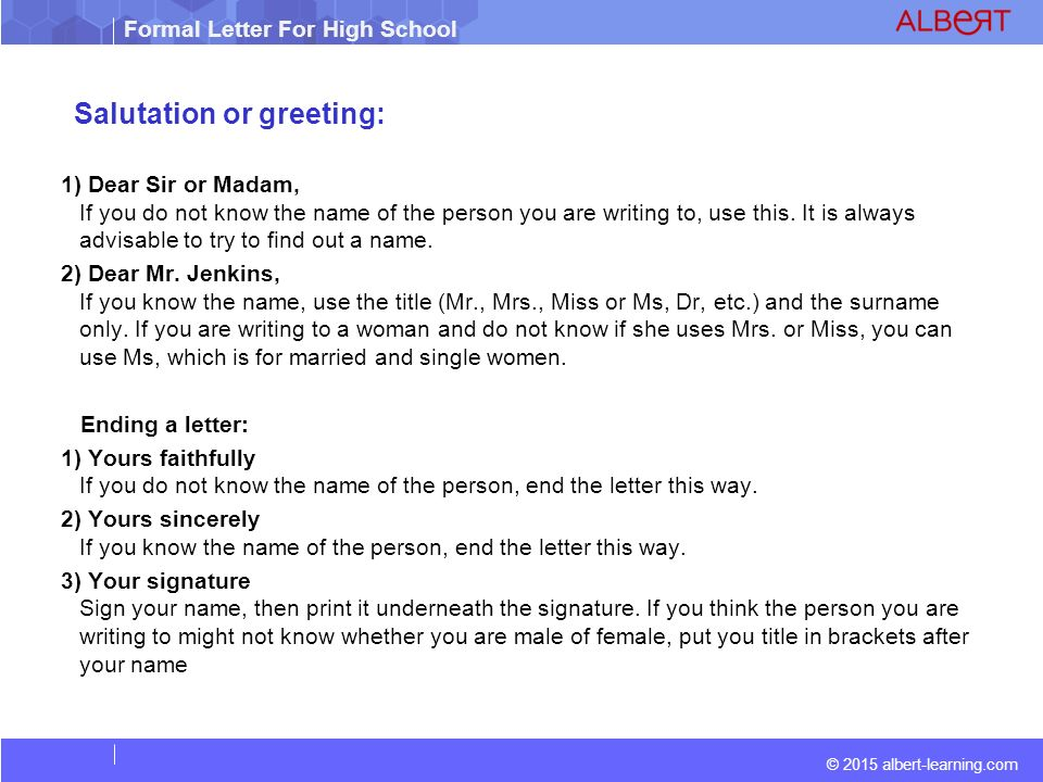 Letter Writing  Ppt Download