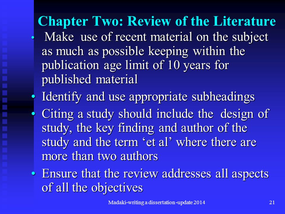 undergraduate dissertation literature review Many students writing their undergraduate or masters dissertation struggle with the concept of the literature review what is it how long should a literature review be.