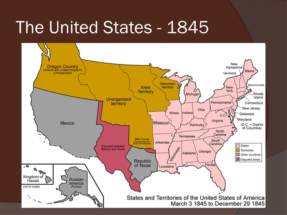 manifest destiny after 1841 was a Published on course-notesorg ( ) home chapter 17 - manifest destiny and its legacy, 1841-1848 chapter 17 - manifest destiny and its legacy.
