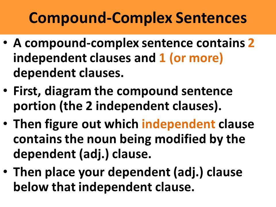 Adjective clauses ppt video online download compound complex sentences ccuart Images