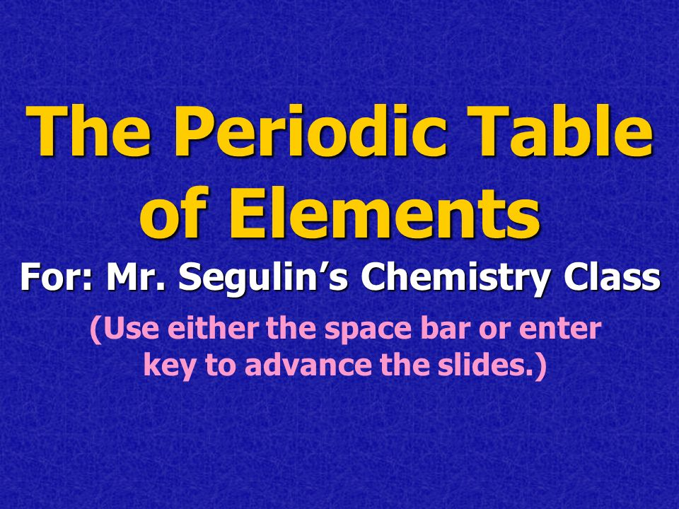 The periodic table of elements ppt download the periodic table of elements urtaz Gallery