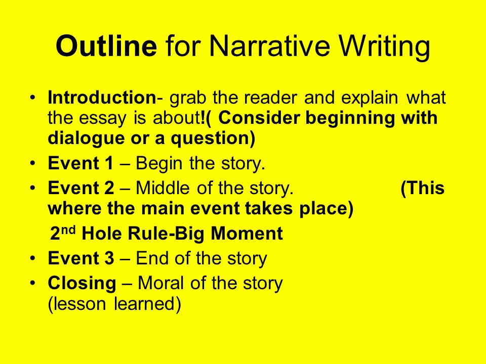 5 paragraph narrative essay on a lesson learned Here you'll find a helpful list of 50 narrative essay topics that students can  a time that you learned something new that  lessons and activities for .