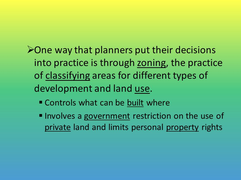 Personal Property Development : Chapter urbanization ppt download