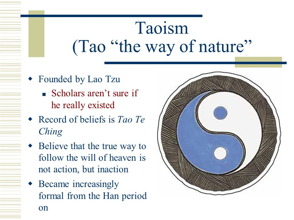 comparing and contrast of buddhism confucianism and taoism Get an answer for 'compare and contrast the origins and ideas of confucianism, legalism, and daoism how did each relate to supernatural beliefs ' and find homework help for other history questions at enotes.