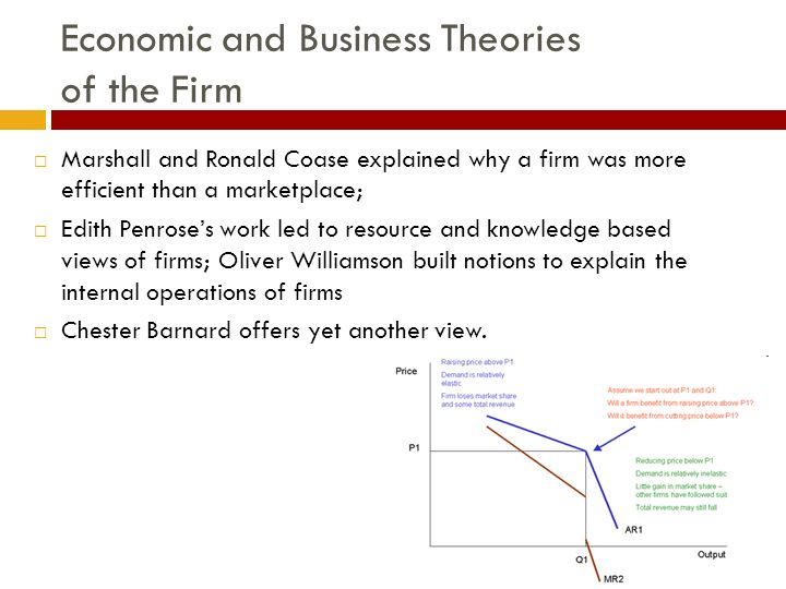 knowledge based theory of the firm The rbv may be considered an off-shoot of penrose's classic, the theory of the  growth of the firm (tgf) according to penrose (1959: p24) a firm is more than.