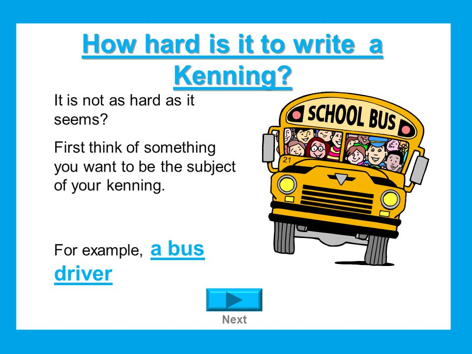 How to write your own drivers