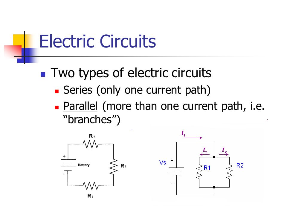 electrical circuit essay Power in the circuit  electric power transmission i2r: 20x smaller current ⇒400x smaller power loss title: microsoft powerpoint - 2054_ch21appt author:.
