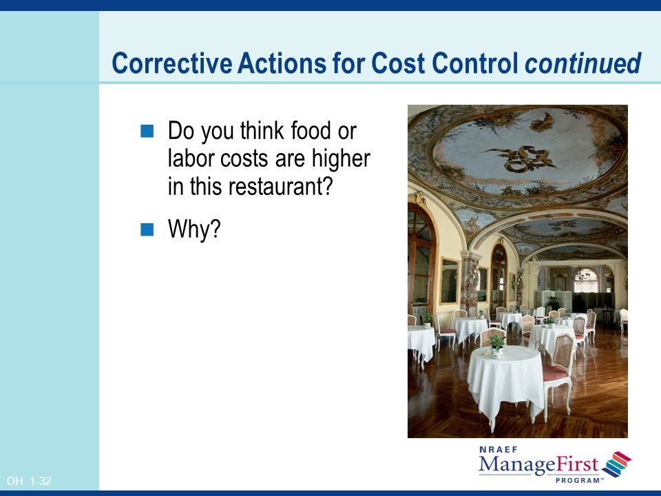 Importance Of Portion Control In Food Production