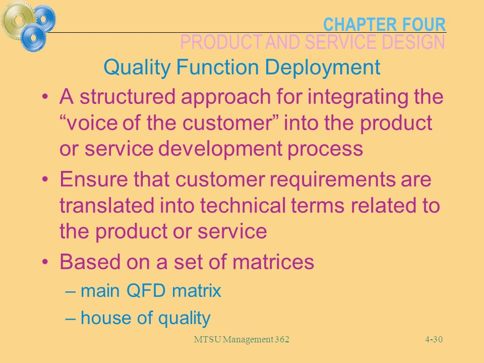 what are the strengths and weaknesses of the quality function deployment approach Iscom 471 week 2 dq 1 what are the strengths and weaknesses of the quality function deployment approach to purchase this material click below link.