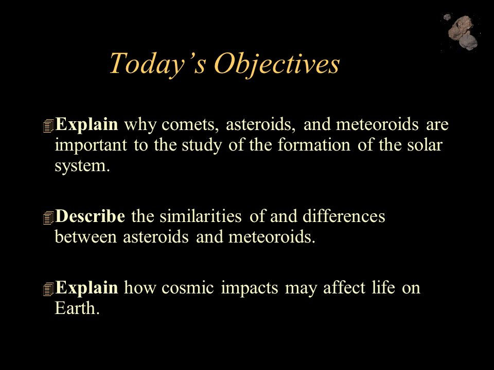 asteroids and meteors alike - photo #37