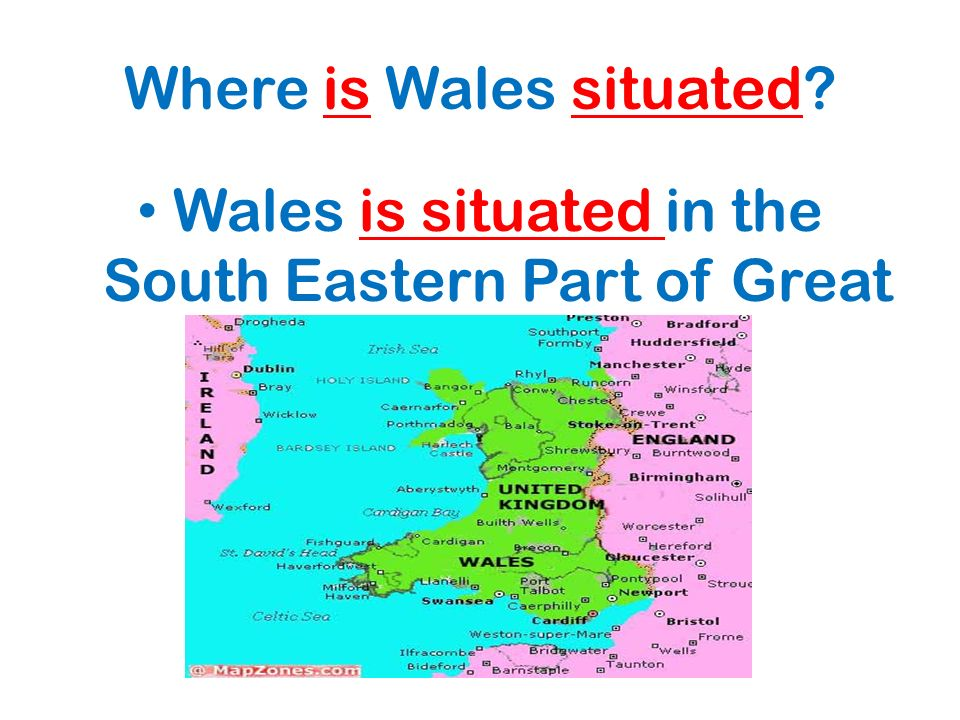 Do You Know Geography Of GREAT BRITAIN Well Ppt Video Online - Where is wales