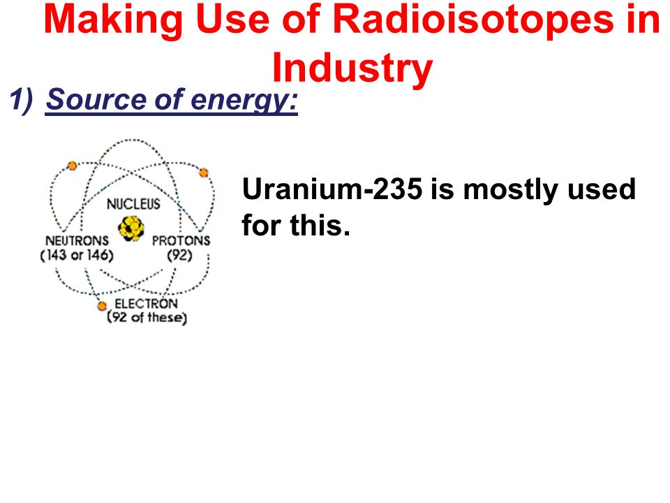 Carbon dating using radioisotopes