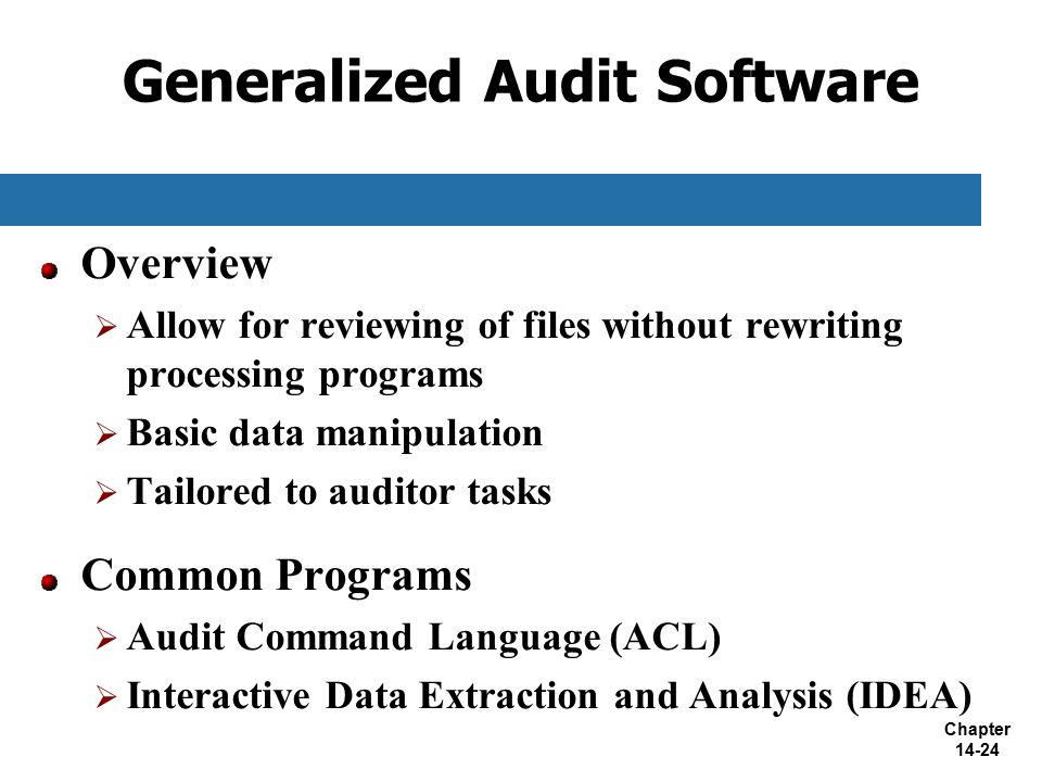 generalized audit software Isaca knowledge center  professional-english  audit tools and techniques  overview  welcome to the audit tools and techniques  generalized audit software.