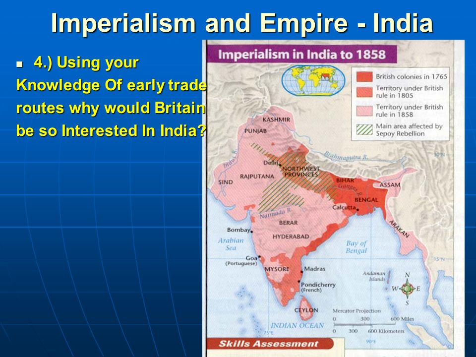 impact of imperialism in india Imperialism: imperialism portugal, and spain built empires in the americas, india the impact of industrialism and imperialism.