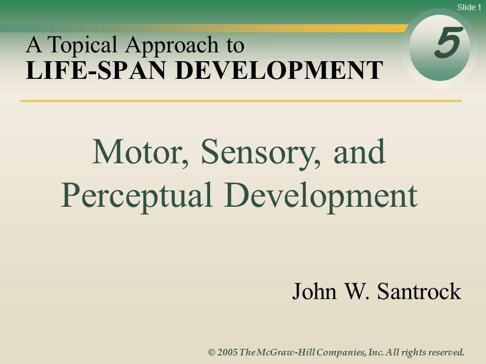john santrocks theories on human development