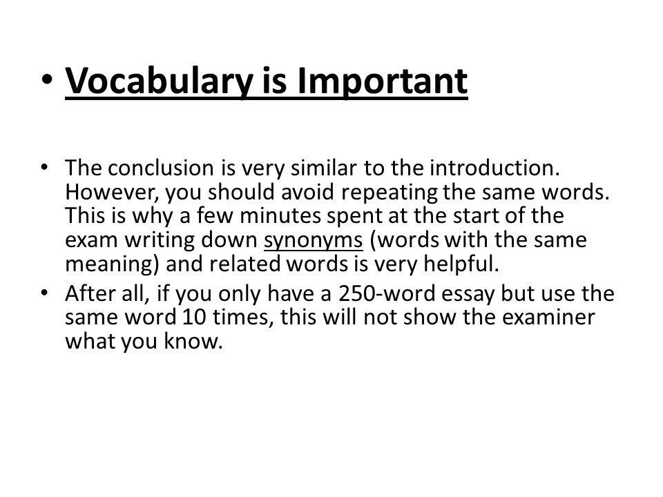 vocabulary words for essay writing Prepare for writing your college and scholarship essay.