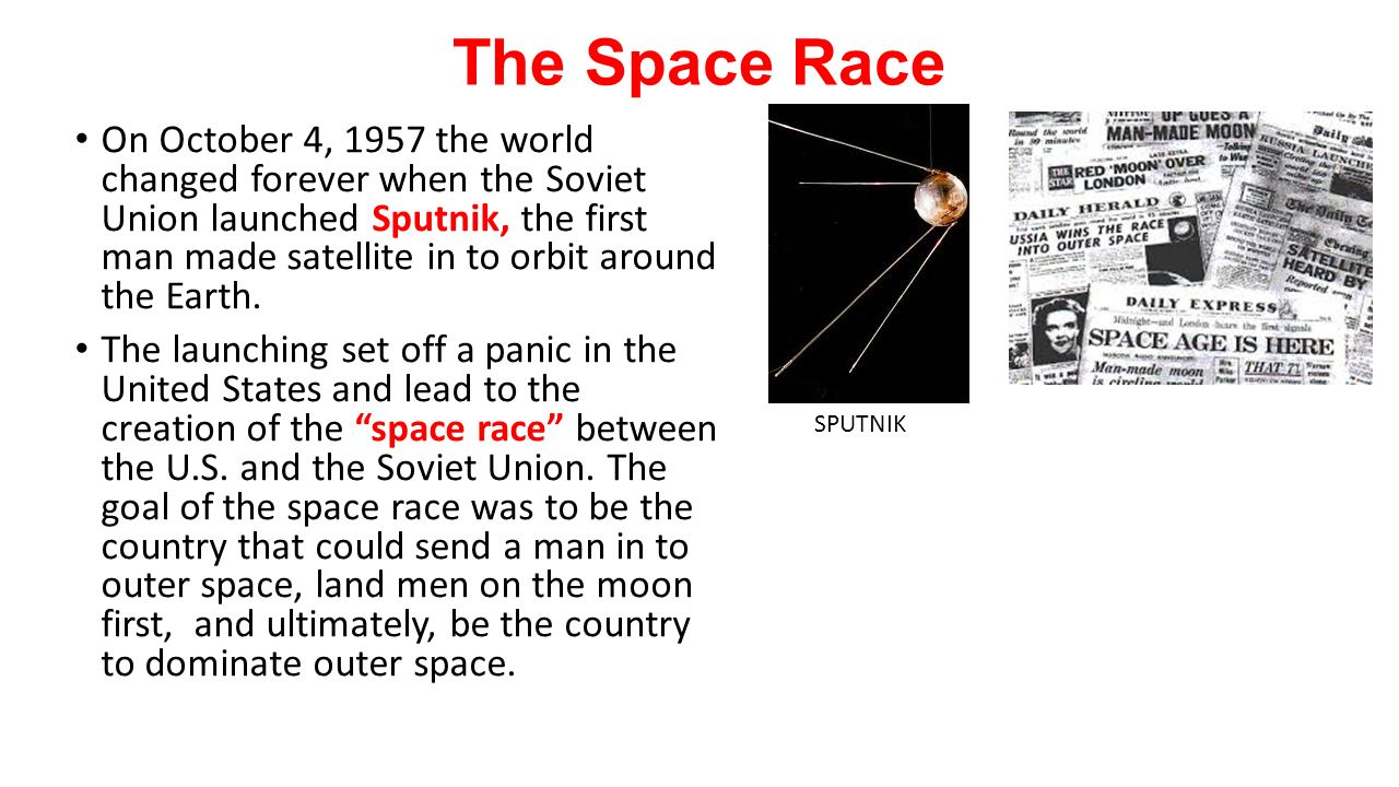 the space race and the tension between the united states and the soviet union How did the space race cause tension between us and soviet union how did the space race reflect tensions between the us and the soviet union therewas a atmosphere of competition that was deadly serious between thesoviet union and the united states.