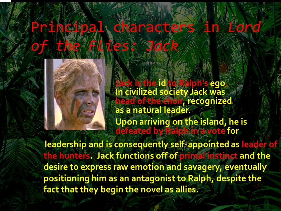 leadership qualities in lord of the flies In william golding's novel, lord of the flies ralph though not the stronger person ,  ralph displays useful human qualities as a leader by working towards the.