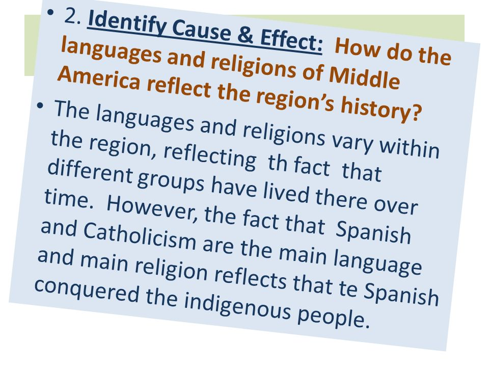 cause and effect religion 2015-3-23 cause and effect of gender discrimination sociology  some of the religion will cause gender discrimination in the society and will bring a lot of bad effect.