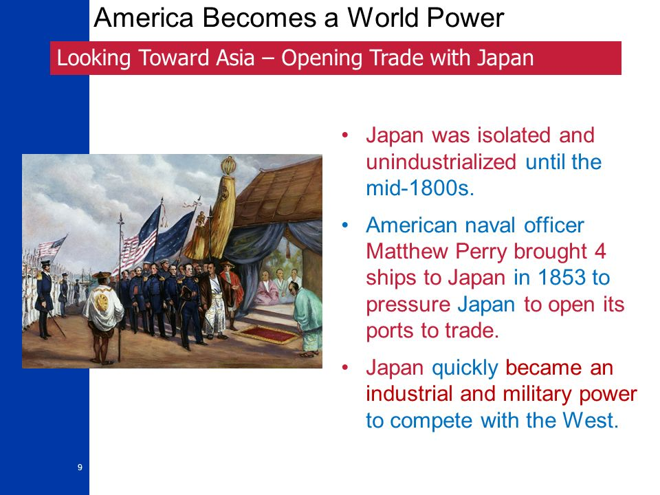 america becomes a world power How america became super power  states that becomes accustomed to try to run the world all  america is a super power because it was the.