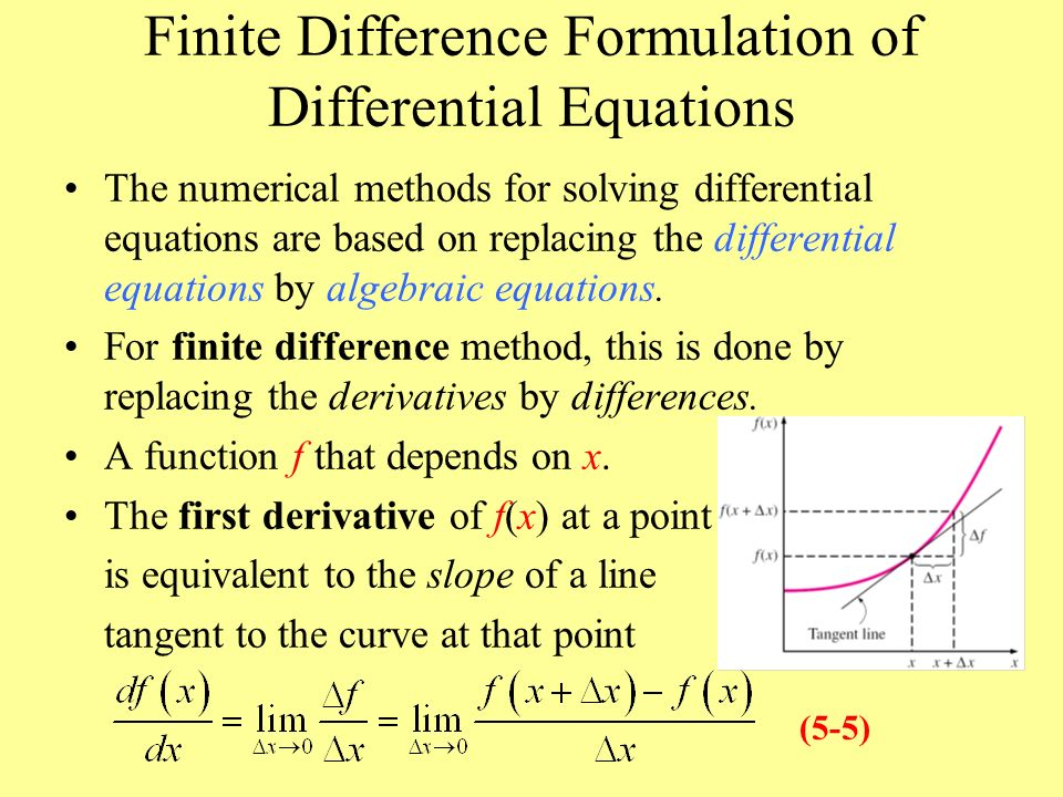 methods of solving differential equations pdf