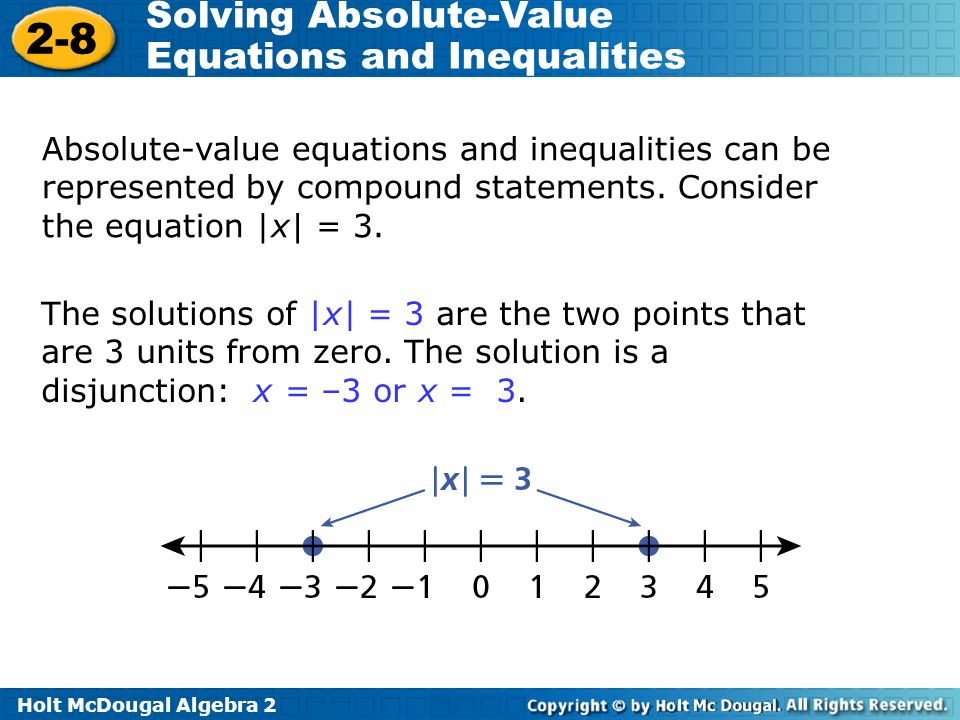 28 Solving AbsoluteValue Equations and Inequalities Warm Up – Absolute Value Equations and Inequalities Worksheet