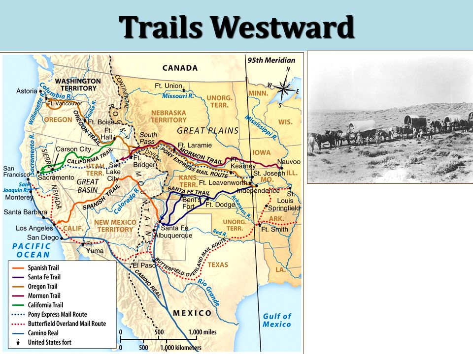 """Introduction to Westward Expansion & America's """"Manifest ..."""