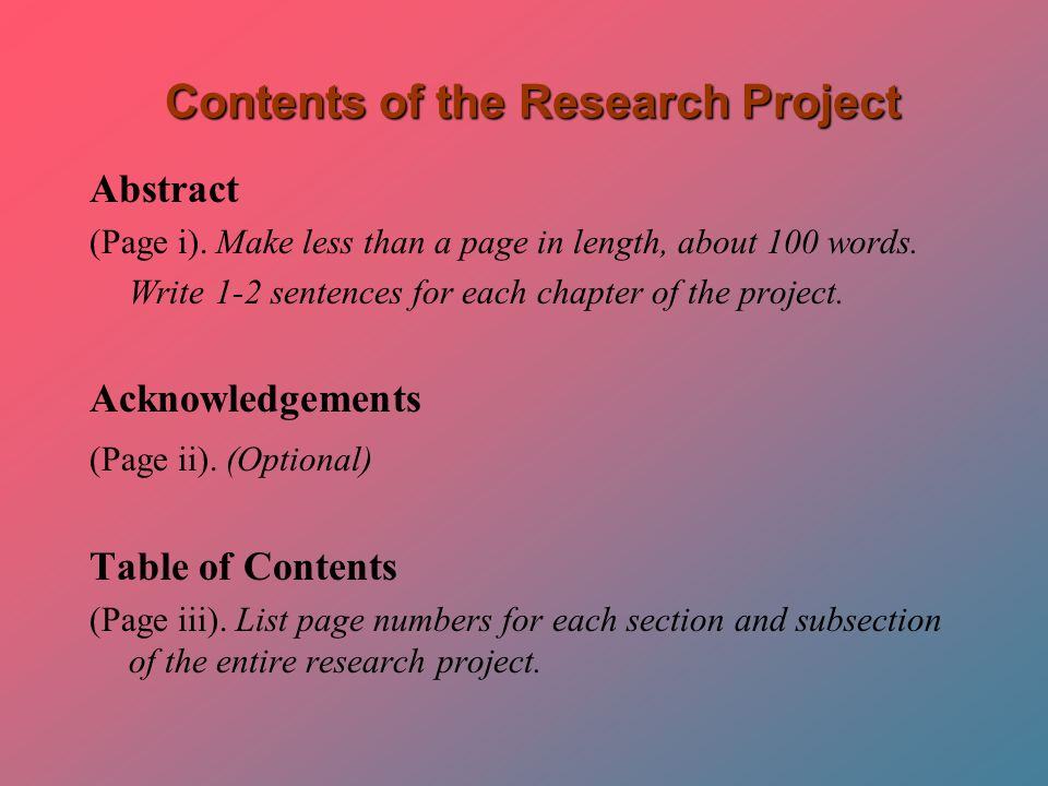chapter 2 research assignment Chapter 2: research design (creswell) chapter 1:  assignment: sample research proposals (2  research methods course for undergraduates.