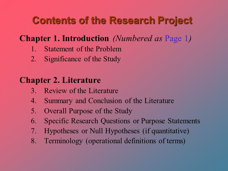 chapter 2 literature review sample