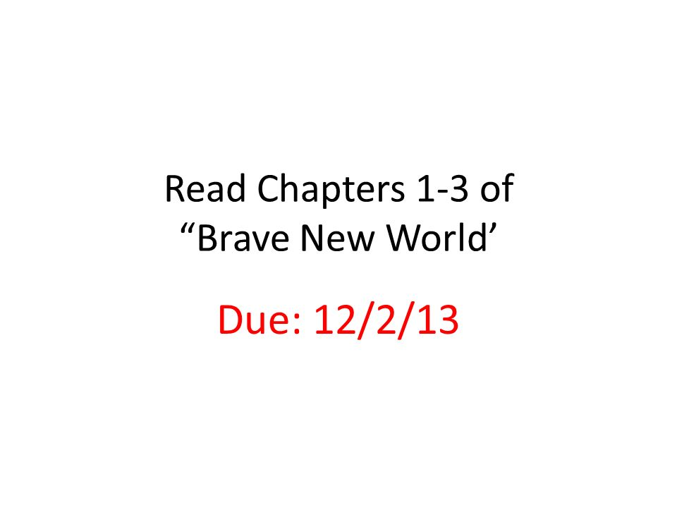 essays on brave new world themes Essays on brave new world the brave new world is one of the most that one of the salient themes in the novel brave new world written by aldous huxley.