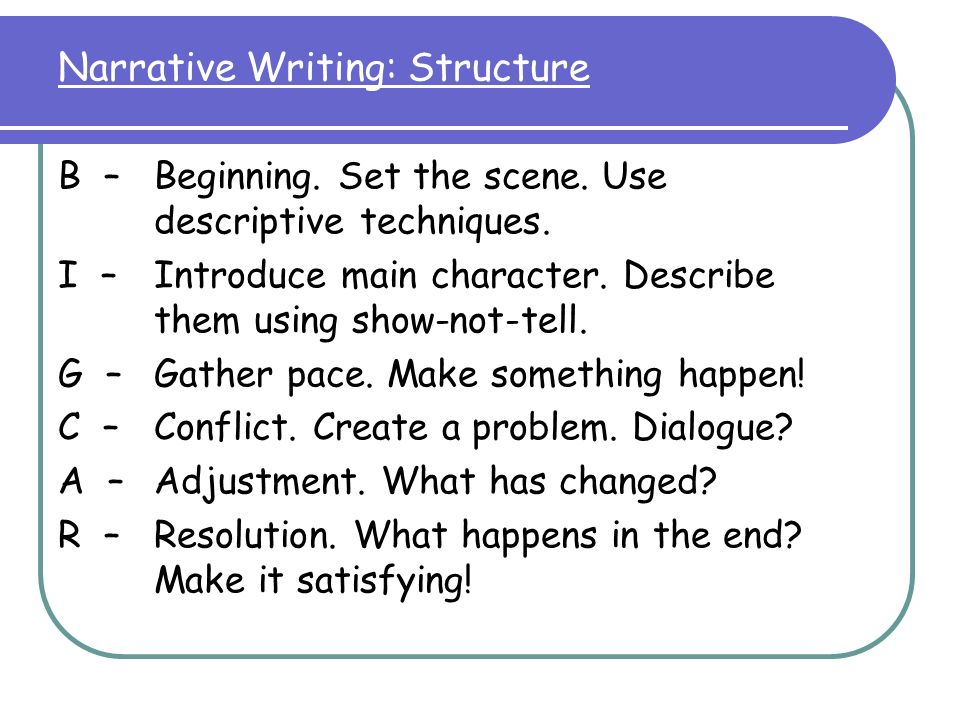 50 Narrative Essay Topics