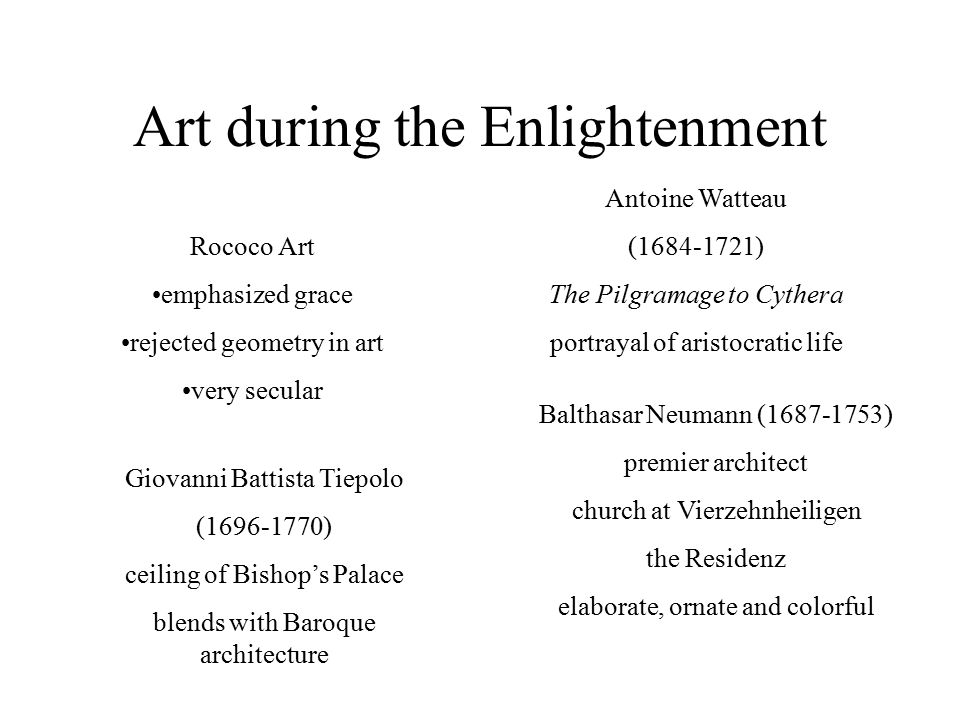 the mindset during the enlightenment period Emblematically, the single most famous publication of the enlightenment was the  french  and intellectual life was modernized in the course of the early modern  period  of cultural movements in the eighteenth century boggle the mind.