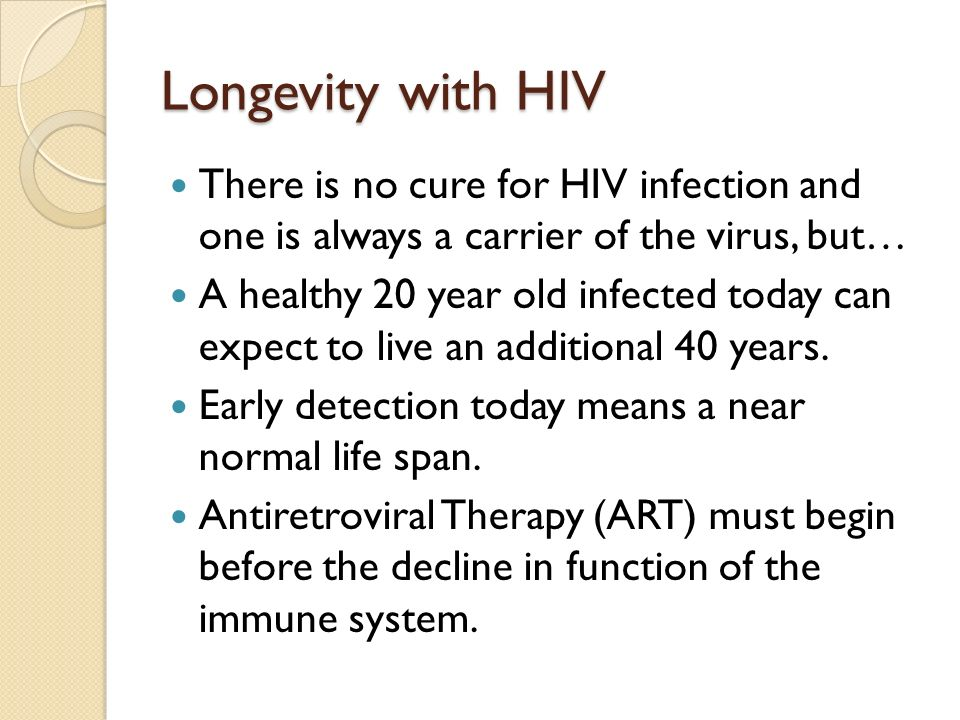antiretroviral therapy for hiv and aids biology essay The use of animal models to better understand and develop treatments for aids and hiv  antiretroviral medicines for hiv  understanding animal research.