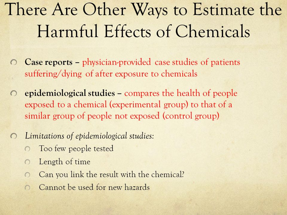 what are the negative effects of pesticides environmental sciences essay Impact on environment pesticides can contaminate soil, water, turf, and other vegetation  in the number of published scientific papers, reports, newspaper.