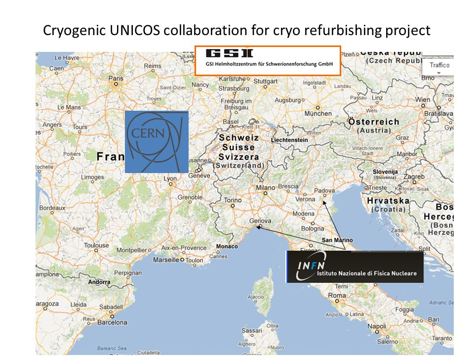 Cryogenic UNICOS collaboration for cryo refurbishing project