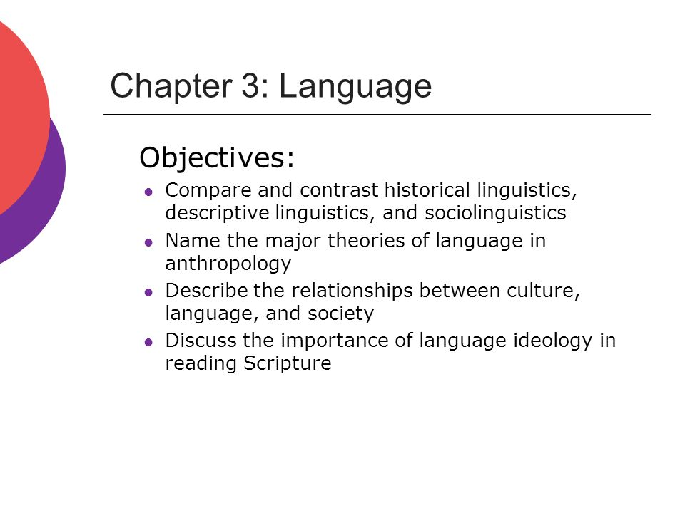 describe the relationship between language and culture