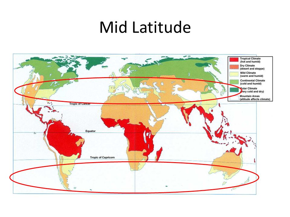 a research on the climatology of mid latitudes To middle- and late-holocene climate variability across the mid-latitude south   new zealand forest service, forest research institute technical paper.