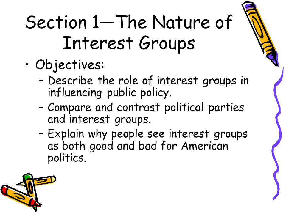 Chapter 9 Interest Groups ppt download – Worksheet Comparing American Political Parties