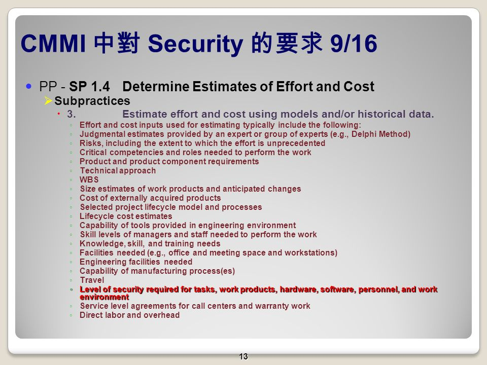 Integrates Cmmi Isms Ppt Download